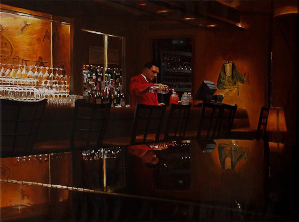 """Bemelman's Bar"" by Tom Mason"