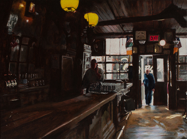 """McSorley's 11 a.m."" by Tom Mason"