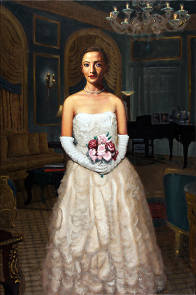 """The Debutante"" by Tom Mason"